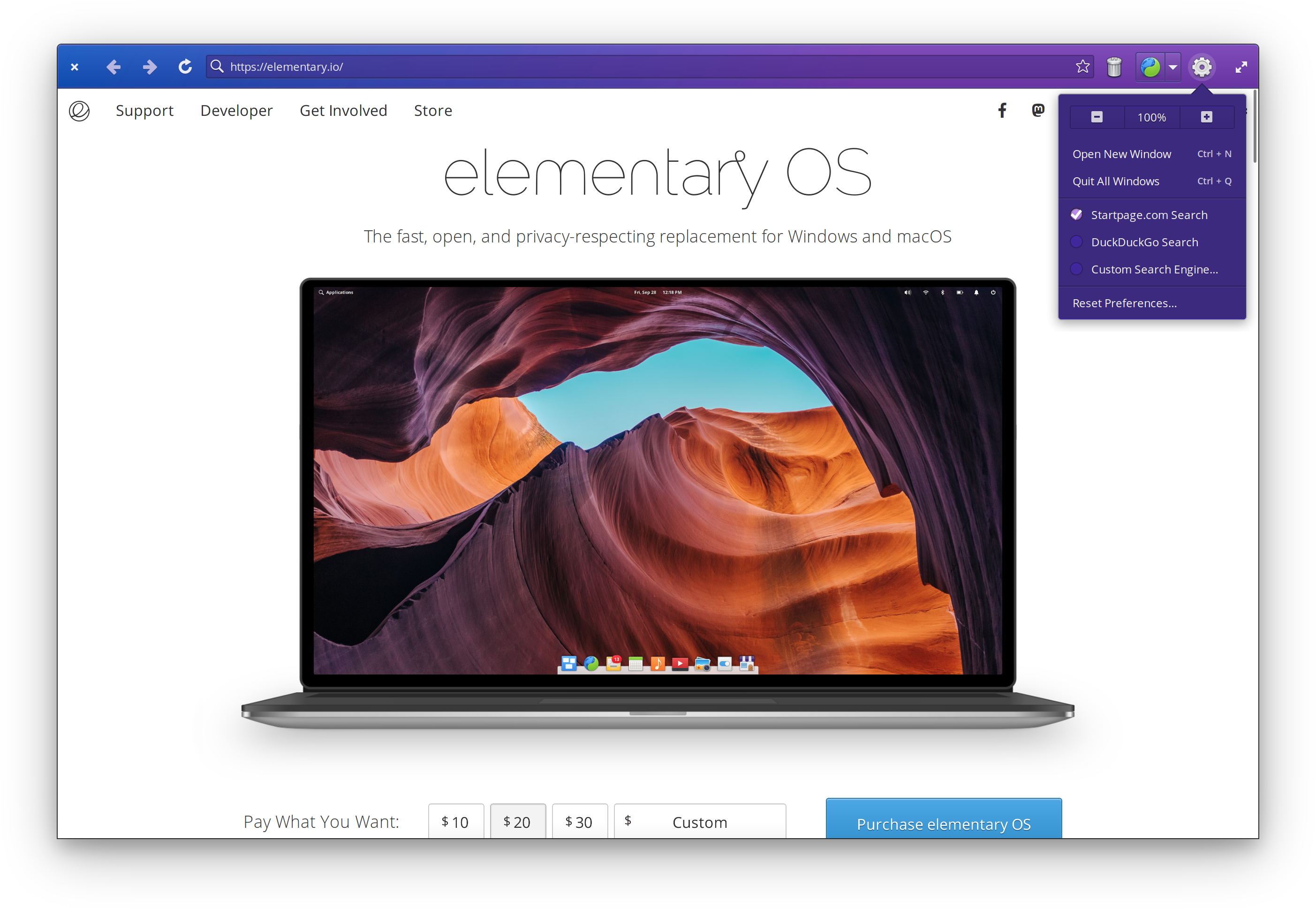 Get Ephemeral on elementary AppCenter